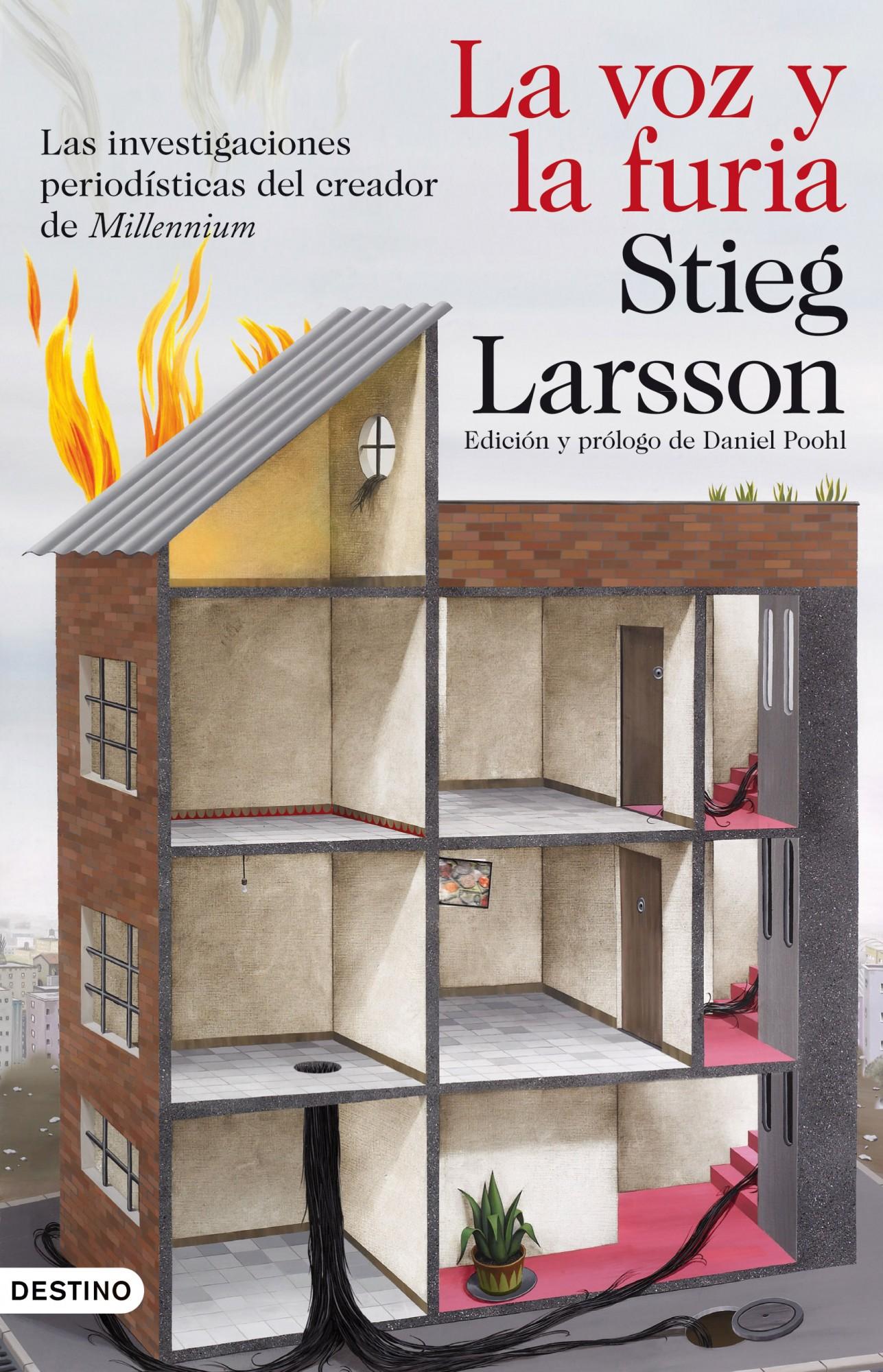 LA VOZ Y LA FURIA - LARSSON, STIEG