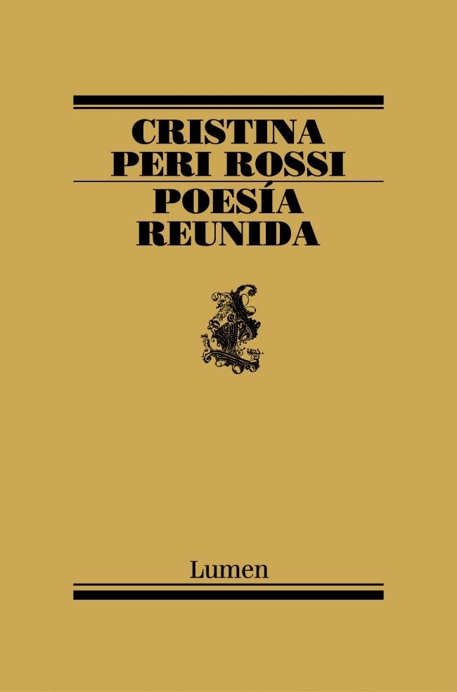 POESÍA REUNIDA - PERI ROSSI, CRISTINA