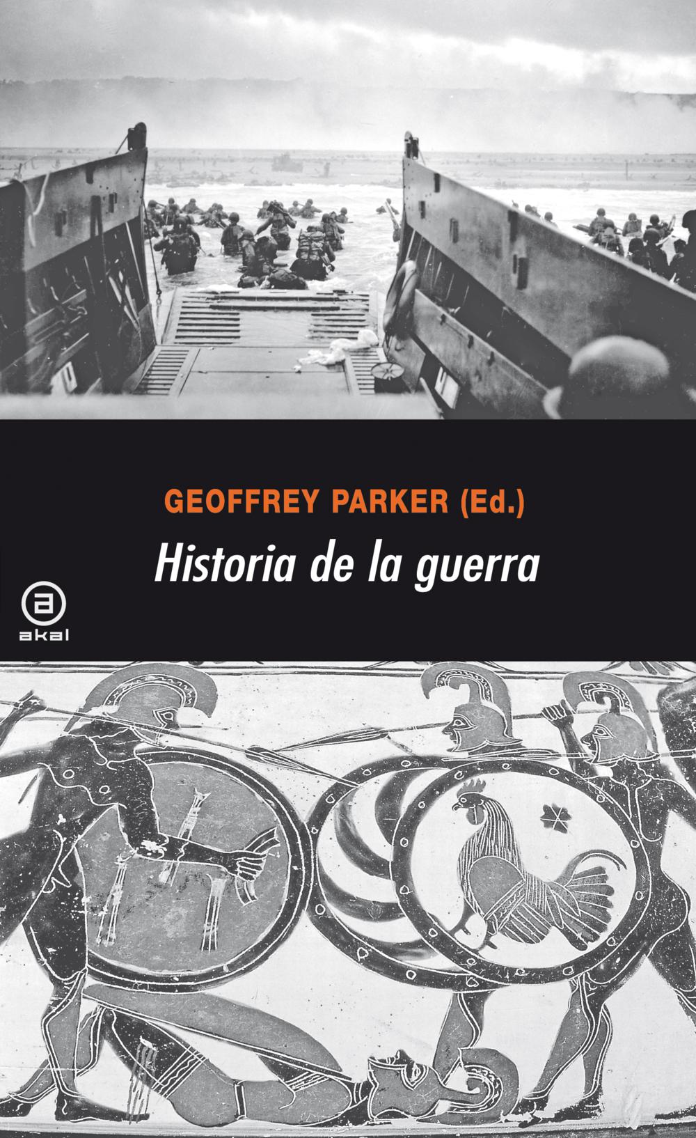 HISTORIA DE LA GUERRA - PARKER, GEOFFREY