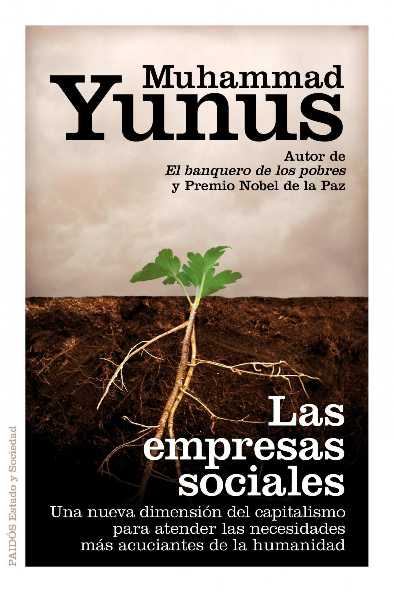 LAS EMPRESAS SOCIALES - MUHAMMAD YUNUS