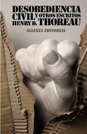 Imagen de cubierta: DESOBEDIENCIA CIVIL Y OTROS ESCRITOS