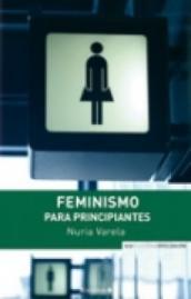 Imagen de cubierta: FEMINISMO PARA PRINCIPIANTES