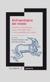 Imagen de cubierta: ANTROPOLOGÍAS DEL MIEDO