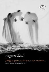 Imagen de cubierta: JUEGOS PARA ACTORES Y NO ACTORES